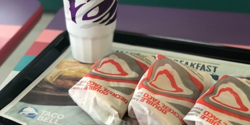 $12 Off $15+ Taco Bell Order