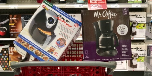 As Seen on TV 2.4 Quart Power AirFryer XL Only $44.99 Shipped (Regularly $100) at Target & More