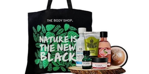The Body Shop Best Sellers Tote Only $26.50 Shipped When You Buy Two (Regularly $107)
