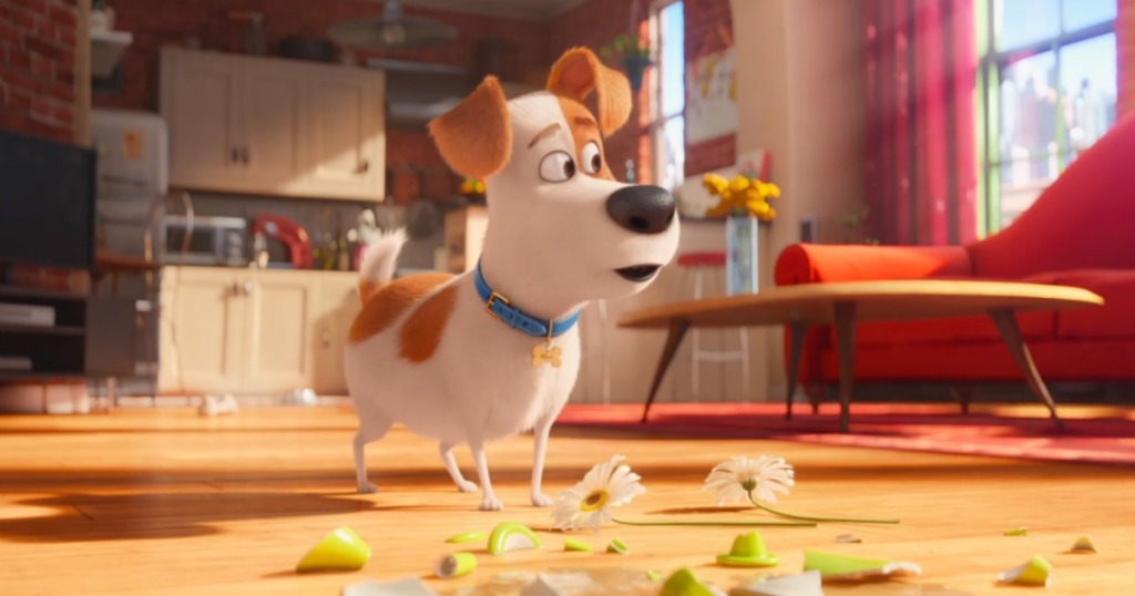 scene from the secret life of pets
