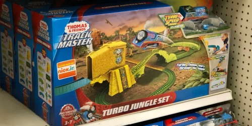Up to 35% Off Fisher-Price Thomas & Friends Track Sets at Target (In-Store & Online)