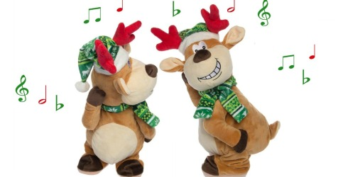 Animated Twerking Reindeer Only $14.25 Shipped (Great White Elephant Gift)