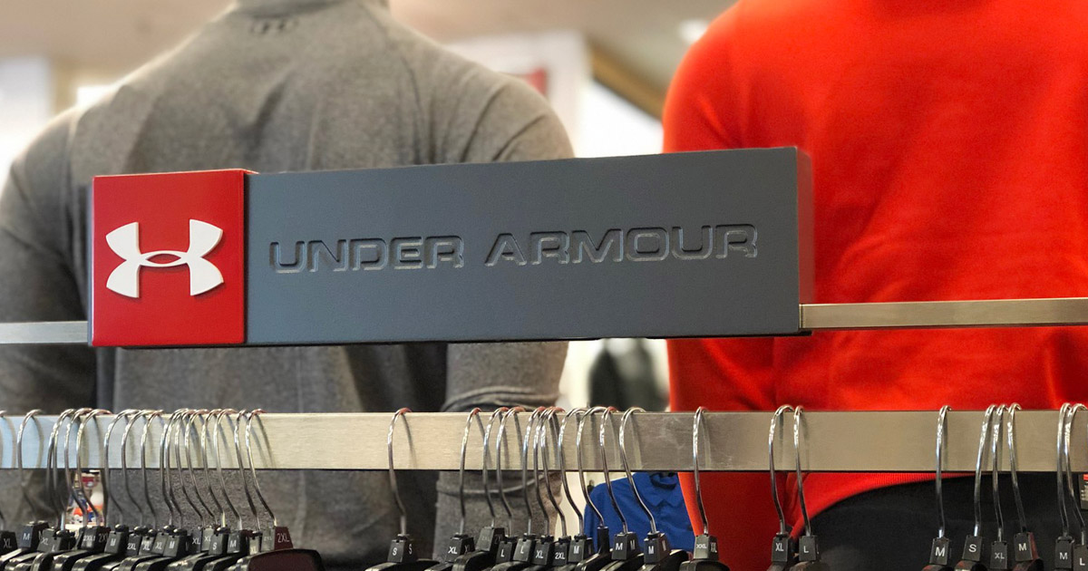 923421908e4ad3 Up to 50% Off at Under Armour Outlet + $20 Off $100 Order + Free Shipping