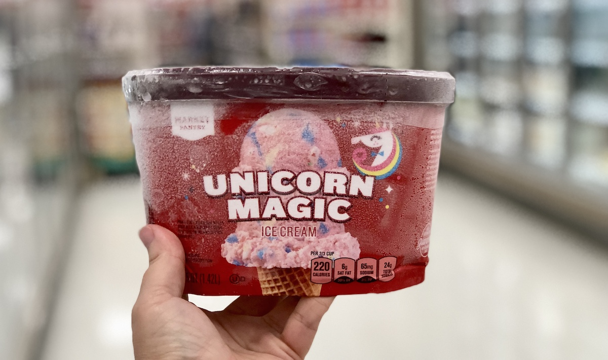 target brands cheaper than name brands – unicorn magic target market pantry ice cream