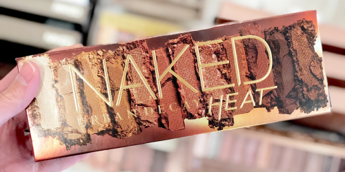 Urban Decay Naked Heat Palette Just $22.95 Shipped (Regularly $54)