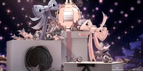 Viktor & Rolf Coupon Code for Possible Free Samples with Order