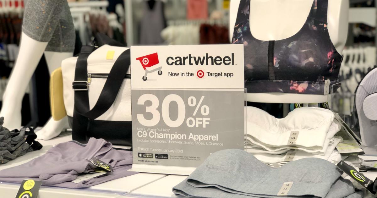 30% Off Men s   Women s Activewear at Target (In-Store   Online) 5ec63c86374
