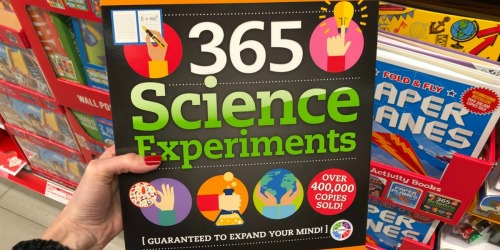 Kids Craft & Activity Books Just $4.99 at ALDI