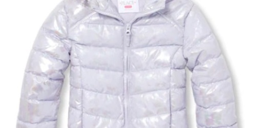 The Children's Place Girls' Puffer Coat Only $17 Shipped (Regularly $70)