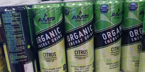 AMP Organic Just $1 at Dollar Tree