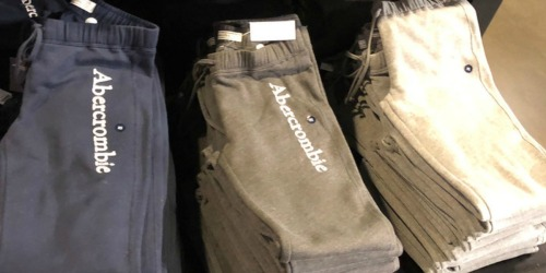 Up to 70% Off Abercrombie & Fitch Apparel