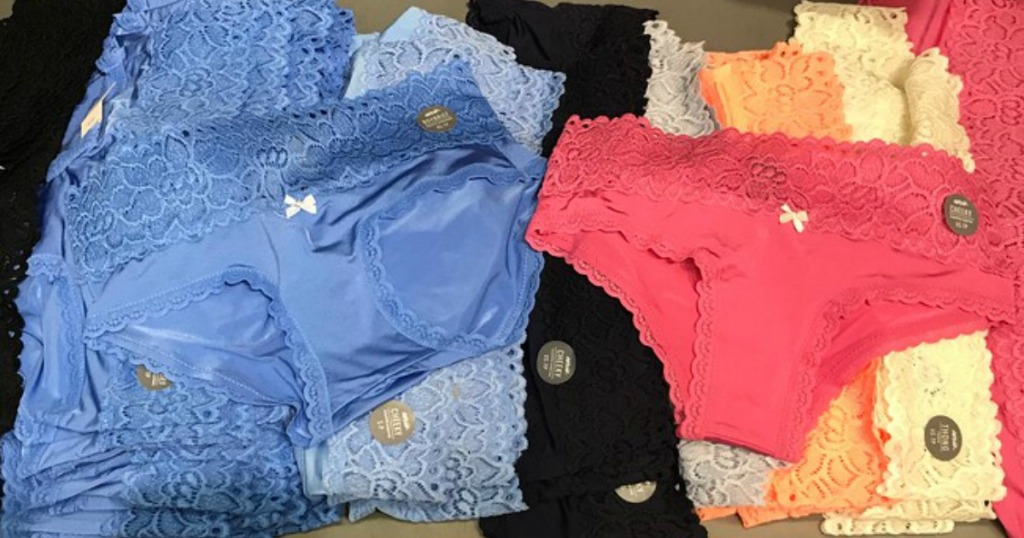 Ten Pairs Aerie Undies Just 25 Shipped Only 2 50 Each Hip2save
