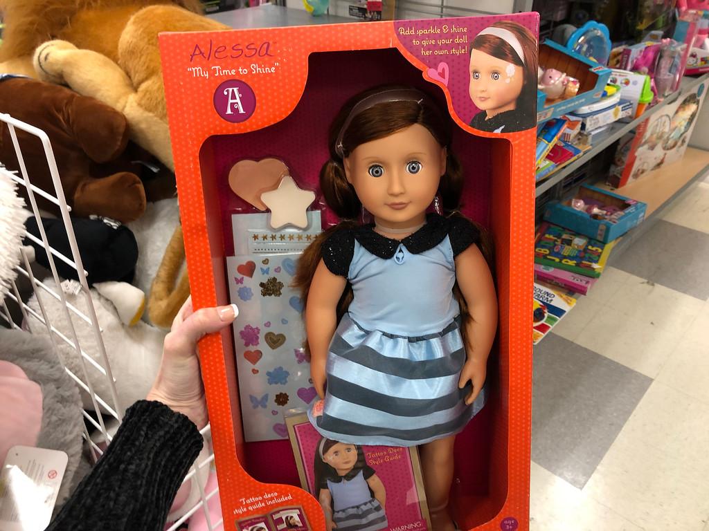Alessa Doll TJMaxx