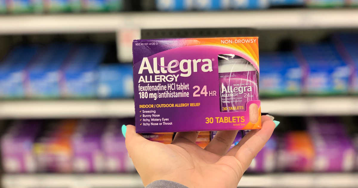 picture regarding Allegra D Coupons Printable called $22 within just Health and fitness Treatment Printable Discount coupons Offered Presently