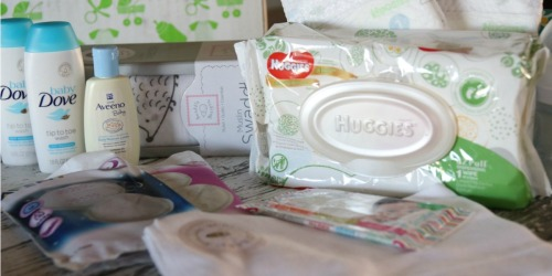 FREE Baby Welcome Box w/ $10 Amazon Baby Registry Purchase