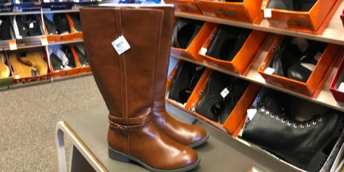 72c22076fe7 Clearance Items Only  5 or  10 at Payless ShoeSource (Boots