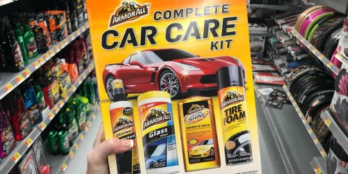 Armor All Complete Car Care 4-Piece Kit Only $9.99 Shipped (Regularly $18+)