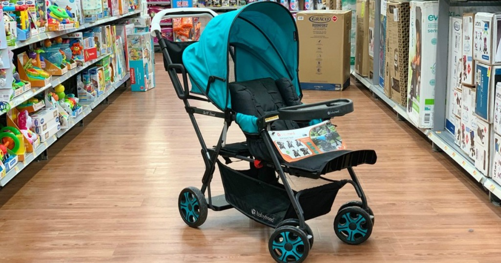 5296a8dae Baby Trend Sit N Stand Sport Stroller Possibly Just  30 at Walmart  (Regularly  129)