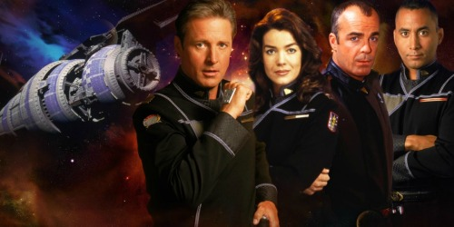 Babylon 5: The Complete Series Only $29.99 on iTunes (Regularly $125)