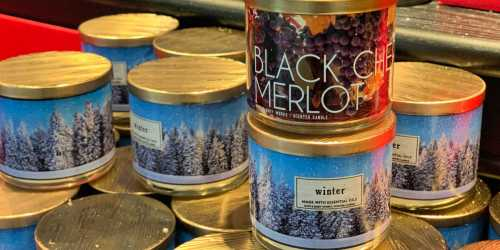 Bath & Body Works 3-Wick Candles Possibly as Low as $4.70 + More
