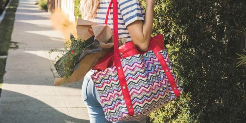 Baggallini Beach Tote Only $34 Shipped (Regularly $78) + More