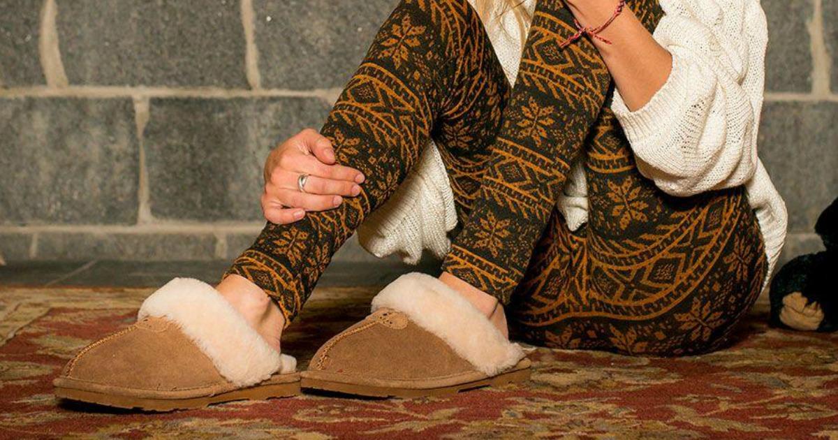 Bearpaw Women's Slipper Shoes Only $27