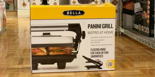 Small Kitchen & Home Appliances Just $9.99 Shipped After Macy's Rebate (Bella, Cuisinart & More)