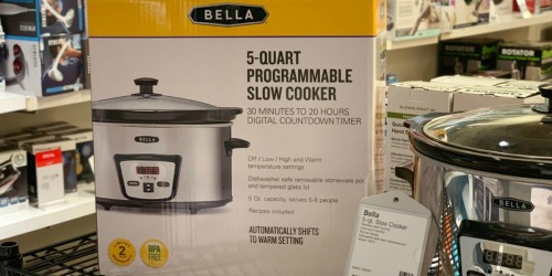 Small Kitchen & Home Appliances Only $9.99 After Macy's Rebate