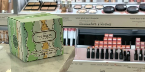 50% Off Benefit Eye Cream + More at Ulta Beauty