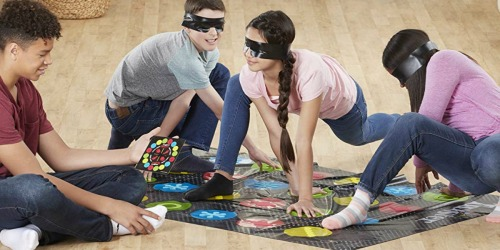 Blindfolded Twister Game Only $5.52 (Regularly $20) – Ships w/ $25 Amazon Order