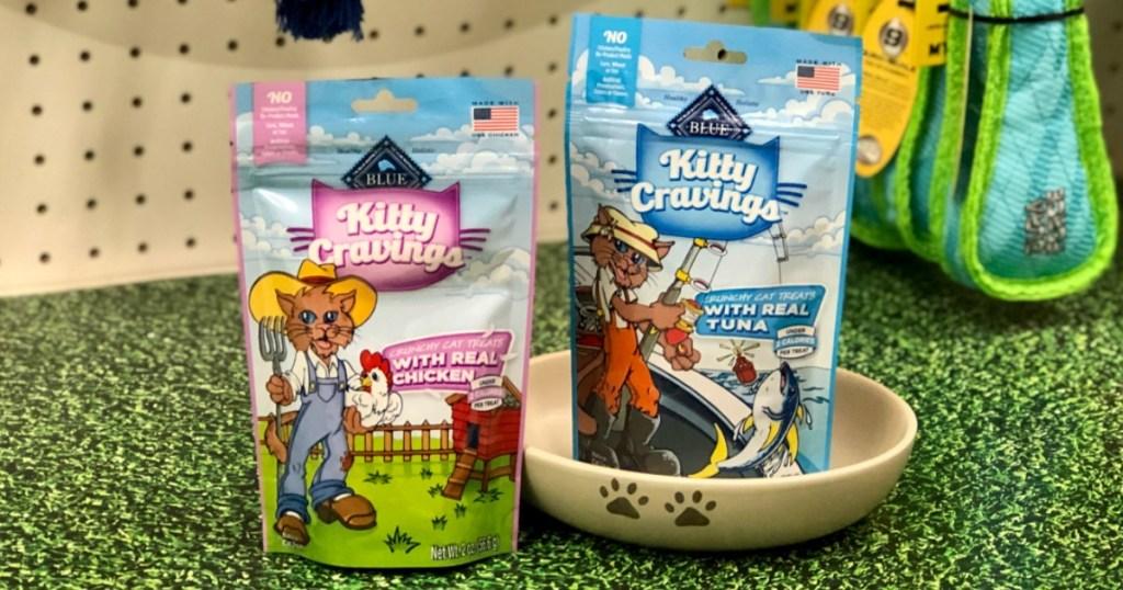 Blue Buffalo Cat Food Treats Just 1 99 Total At Publix