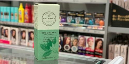 50% Off Botanics Organic Facial Oil, Juice Beauty Eye Treatment & More at Ulta Beauty