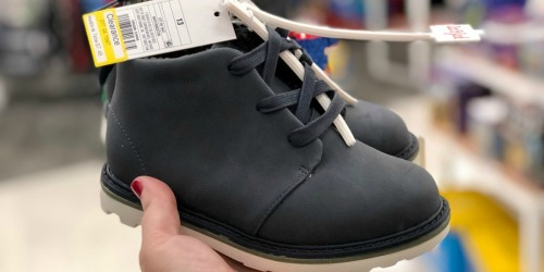 Up to 70% Off Kids Shoes & Slippers at Target