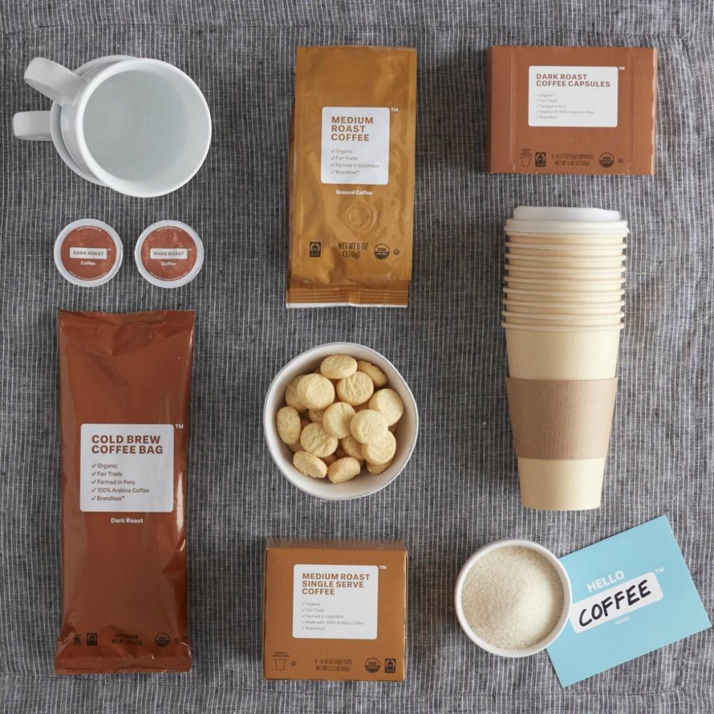 Brandless coffee bundle
