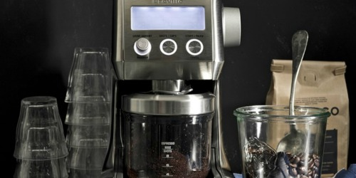 Best Buy: Breville 12-Cup Stainless Steel Coffee Grinder Only $159.99 Shipped (Regularly $200)