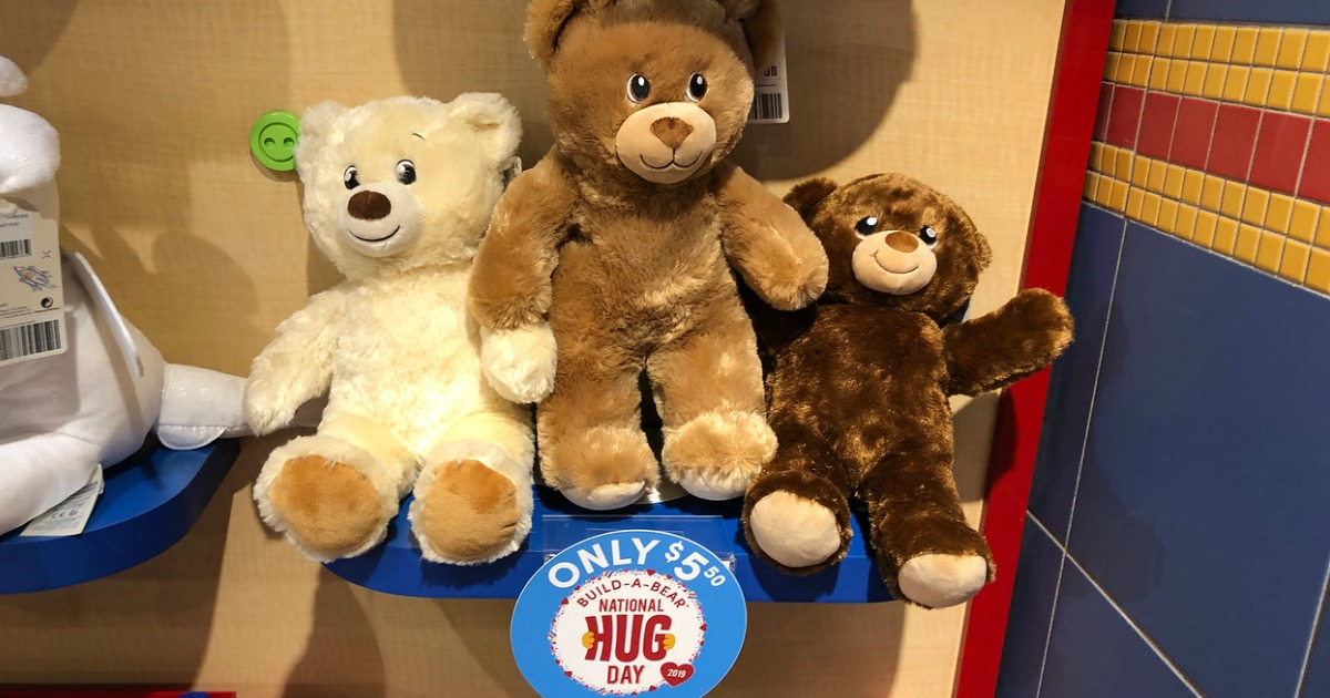 build-a-bear furry friends deal – bears that are a part of the deal