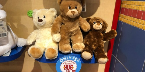Build-A-Bear Furry Friends Only $5.50 (In-Store Only) + We're Sharing Online Deals