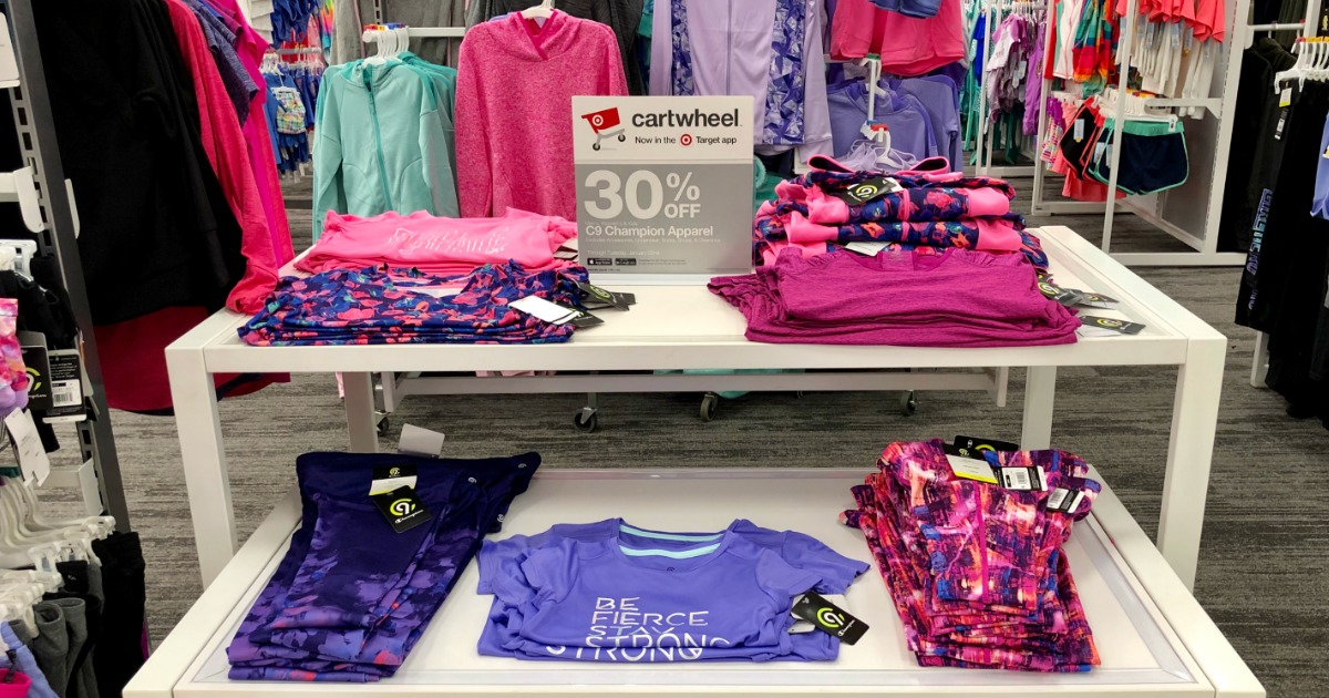 fe7060cfb 30% Off Kids Activewear at Target (In-Store & Online) - Hip2Save
