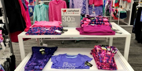 30% Off Kids Activewear at Target (In-Store & Online)