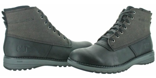 CAT Caterpillar Men's Boots Just $39.99 Shipped (Regularly $100+)