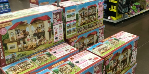 Calico Critter Red Roof Country Home Just $30 at Walmart