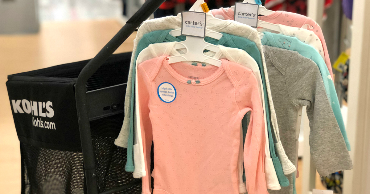 Carter's Baby Onesies at Kohl's