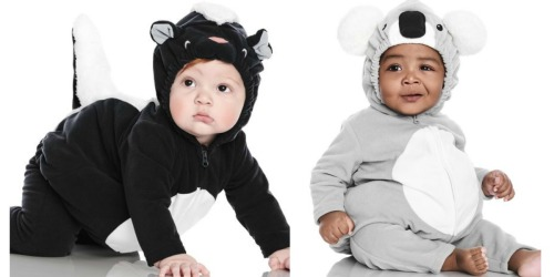 Carter's Halloween Costumes Only $10 at Kohl's (Regularly $42) + More