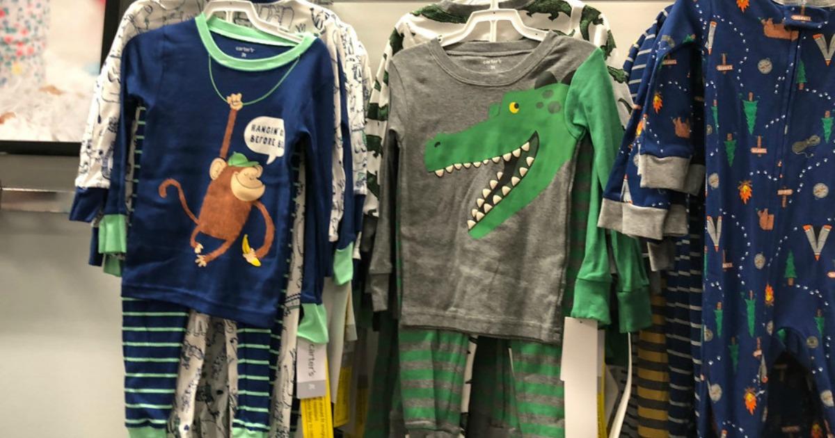 boys animal pajama sets at Kohl's