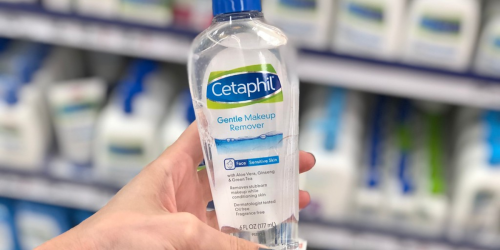 Amazon: Cetaphil Gentle Waterproof Makeup Remover Only $3.99 Shipped