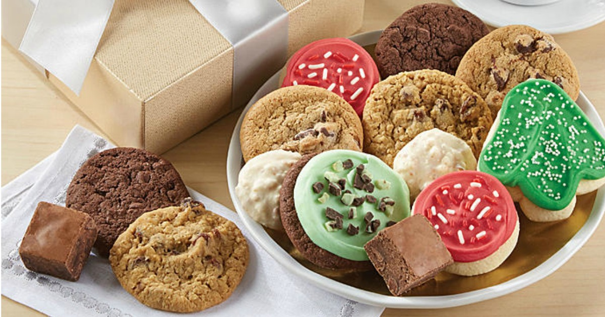 Up to 70% Off Cheryl's Cookies + Free Shipping (Including Gluten Free Items)