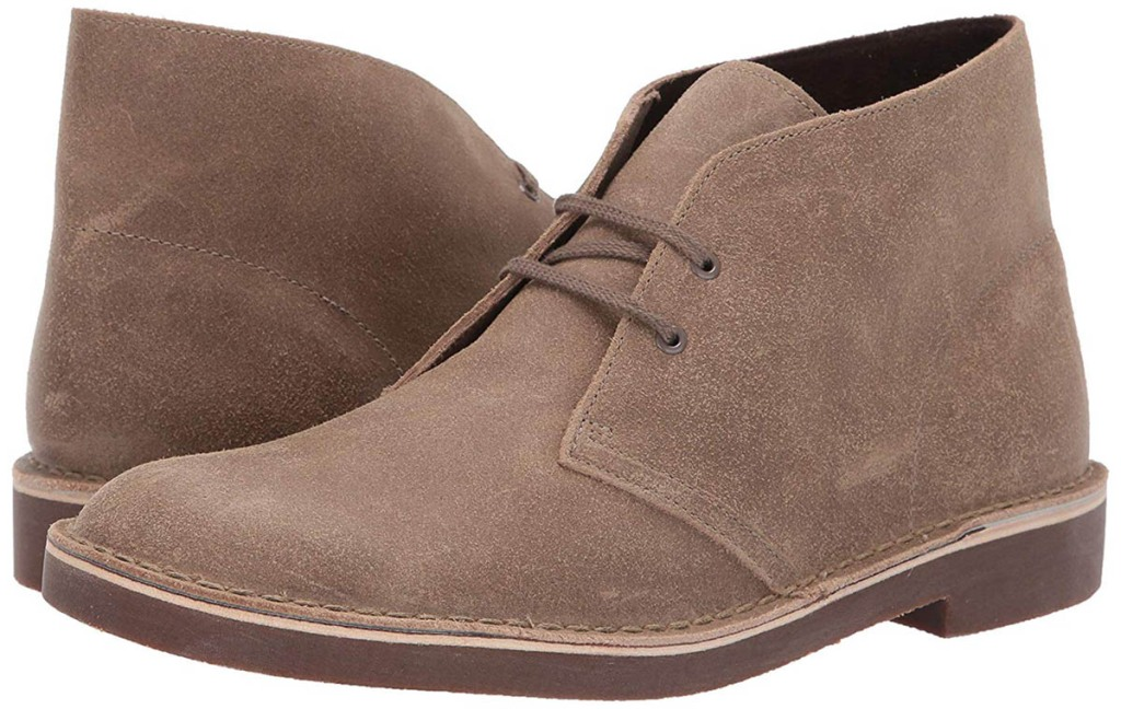 59b0aa13bb1 Over 55% Off Men's Boots at Macy's (Clarks, Timberland & More)