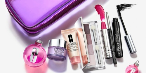 Over $135 Worth of Clinique Beauty Items Just $34.50 Shipped