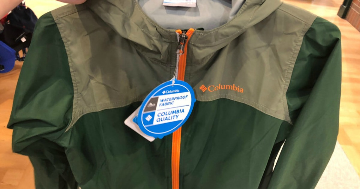 f19dea4c4 Columbia Boys Rain Jacket Only $14 Shipped & More - A Couponer's Life
