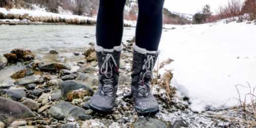 Up to 60% Off Women's SOREL, Columbia, & Hunter Boots